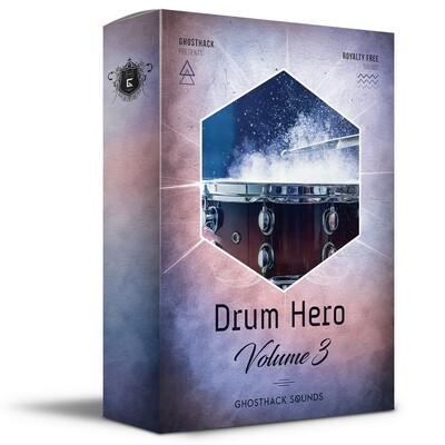 The Drum Hero 3 - Royalty Free Samples