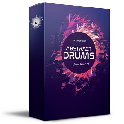 Abstract Drums - Royalty Free Samples