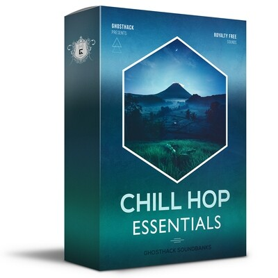 Chill Hop Essentials - Royalty Free Samples