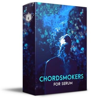 Chordsmokers for Serum - Royalty Free Samples