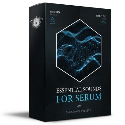 Essential Sounds for Serum - Royalty Free Samples