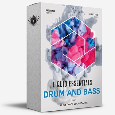 Liquid Essentials for DnB - Royalty Free Samples