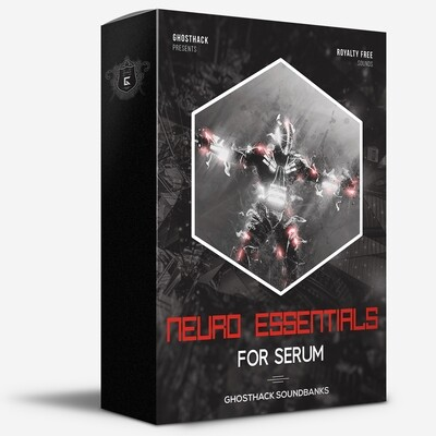 Neuro Essentials for Serum - Royalty Free Samples