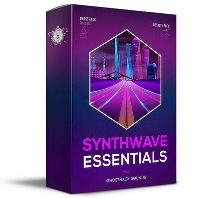 Synthwave Essentials - Royalty Free Samples