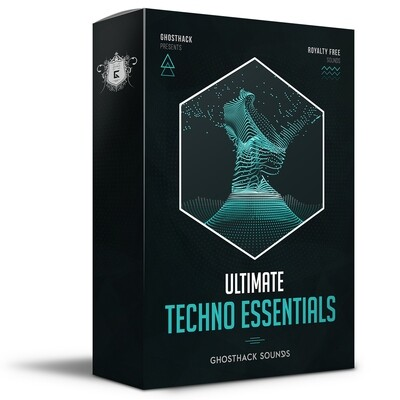 Ultimate Techno Essentials - Royalty Free Samples