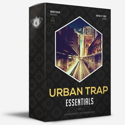 Urban Trap Essentials - Royalty Free Samples