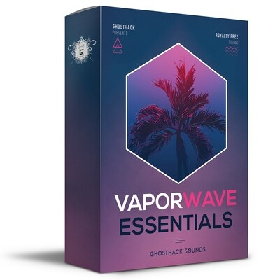 Vaporwave Essentials - Royalty Free Samples