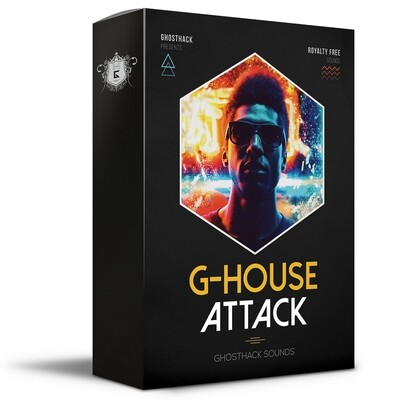 G-House Attack - Royalty Free Samples