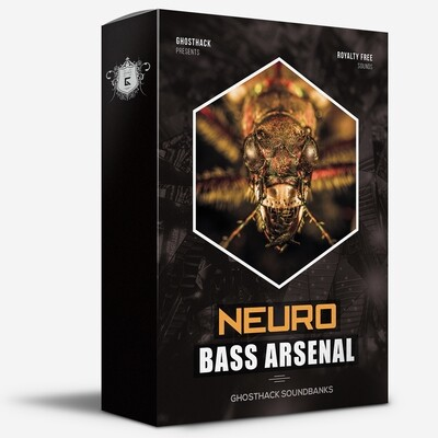 Neuro Bass Arsenal - Royalty Free Samples