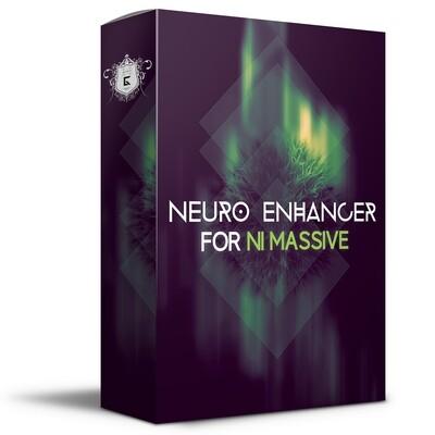 Neuro Enhancer for NI Massive - Royalty Free Samples