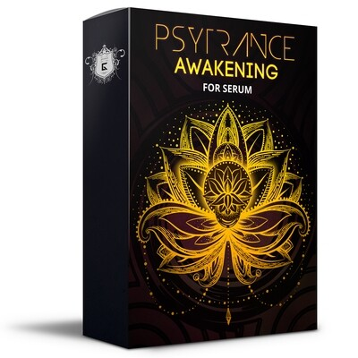 Psytrance Awakening for Serum - Royalty Free Samples
