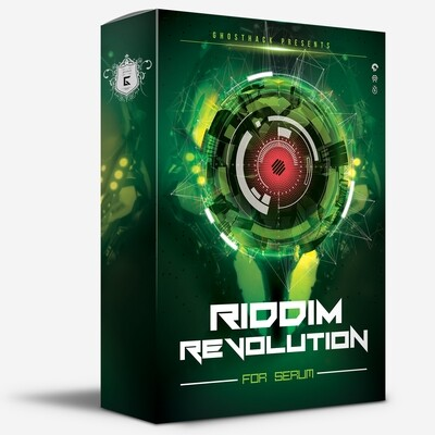 Riddim Revolution for Serum - Royalty Free Samples