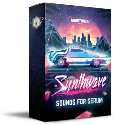 Synthwave Sounds for Serum - Royalty Free Samples