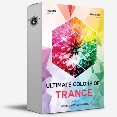 Ultimate Colors of Trance - Royalty Free Samples