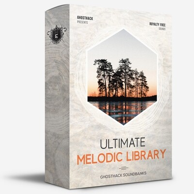Ultimate Melodic Library - Royalty Free Samples