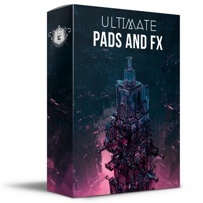 Ultimate Pads and FX - Royalty Free Samples