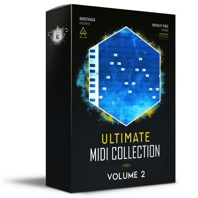 Ultimate MIDI Collection Volume 2 - Royalty Free Samples