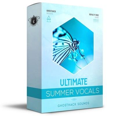 Ultimate Summer Vocals - Royalty Free Samples