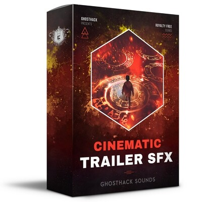 Cinematic Trailer SFX - Royalty Free Samples