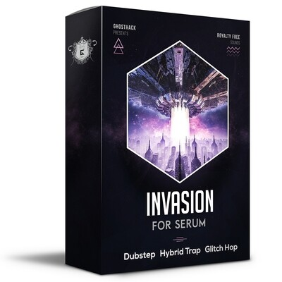 Invasion for Serum - Royalty Free Samples