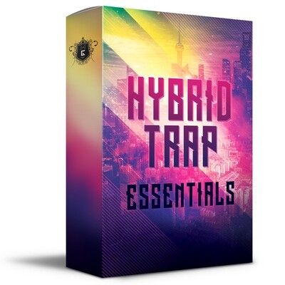 Hybrid Trap Essentials - Royalty Free Samples