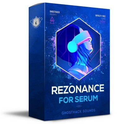 Rezonance for Serum - Royalty Free Samples