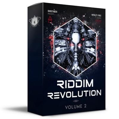 Riddim Revolution for Serum 2 - Royalty Free Samples