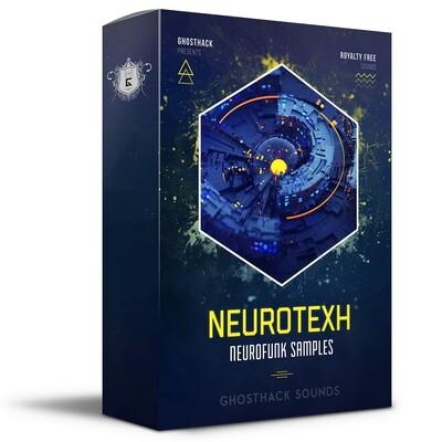 Neurotexh - Neurofunk Samples - Royalty Free Samples