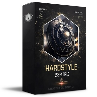 Hardstyle Essentials - Royalty Free Samples