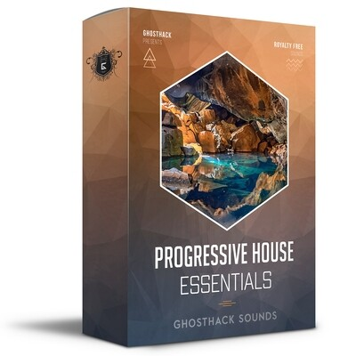 Progressive House Essentials - Royalty Free Samples