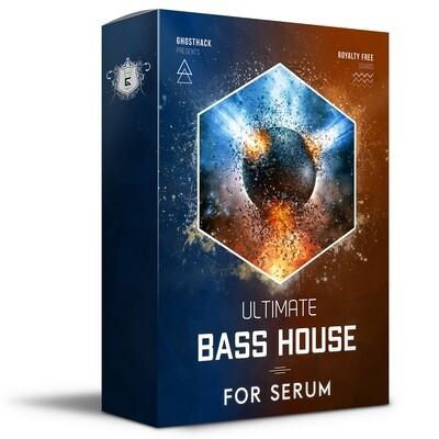 Ultimate Bass House for Serum - Royalty Free Samples