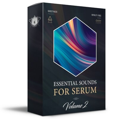 Essential Sounds for Serum Volume 2 - Royalty Free Samples