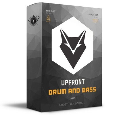 Upfront Drum and Bass - Royalty Free Samples