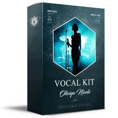 Vocal Kit - Oliviya Nicole - Royalty Free Samples