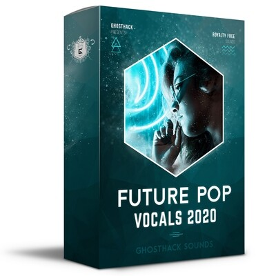Future Pop Vocals 2020 - Royalty Free Samples