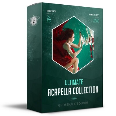 Ultimate Acapella Collection - Royalty Free Samples
