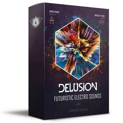 Delusion - Futuristic Electro Sounds - Royalty Free Samples