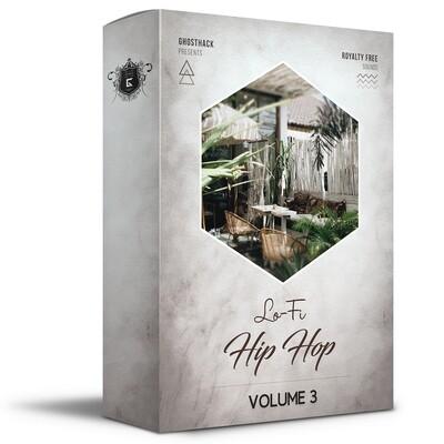 Lo-Fi Hip Hop Volume 3 - Royalty Free Samples