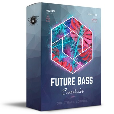 Future Bass Essentials - Royalty Free Samples