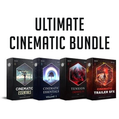 Ultimate Cinematic Bundle - Royalty Free Samples
