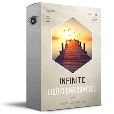 Infinite - Liquid DnB Samples - Royalty Free Samples