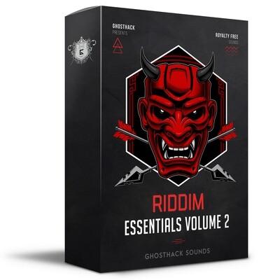 Riddim Essentials Volume 2 - Royalty Free Samples