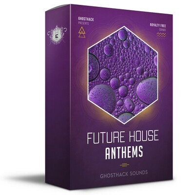 Future House Anthems - Royalty Free Samples