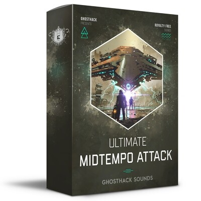 Ultimate Midtempo Attack - Royalty Free Samples