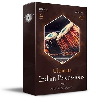 Ultimate Indian Percussions - Royalty Free Samples