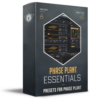 Phase Plant Essentials - Royalty Free Samples
