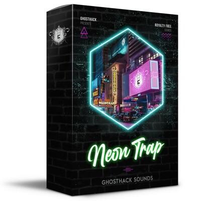 Neon Trap & Hip-Hop Kits - Royalty Free Samples
