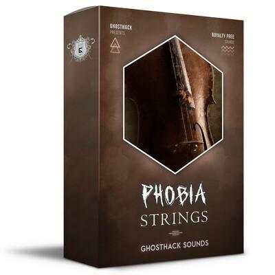 Phobia Strings & SFX - Royalty Free Samples