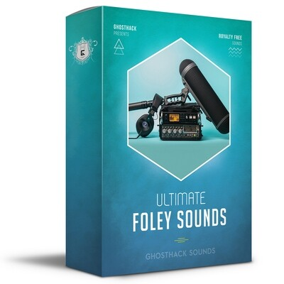 Ultimate Foley Sounds - Royalty Free Samples