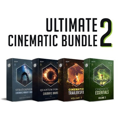 Ultimate Cinematic Bundle Volume 2 - Royalty Free Samples